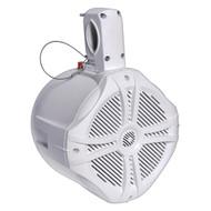"Power Acoustik Marine 6.5"" Wake Tower Speaker White (Pair) (R-MWT65W)"