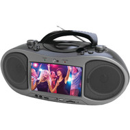 "NAXA NDL-256 7"" Bluetooth(R) DVD Player (R-NAXNDL256)"