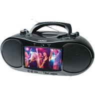 "NAXA NDL-257 7"" Bluetooth(R) DVD Player (R-NAXNDL257)"