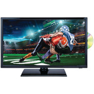 "NAXA NTD-2255 22"" 1080p LED TV/DVD/Media Player Combination with Car Package (R-NAXNTD2255)"