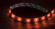 "Audiopipe Pipedream 24"" Led Flexible Strip Orange (R-NLF524CBOR)"