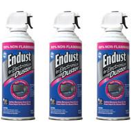 3 Pack 10 Oz Endust 255050 Electronics Duster (R-NOZ255050KIT)