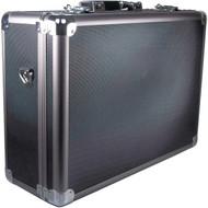 "APE CASE ACHC5550 Aluminum Hard Case (Exterior dim: 9.88""H x 6.88""W x 15.75""D; Interior dim: 9.38""H x 6.38""W x 15.25""D) (R-NOZACHC5550)"