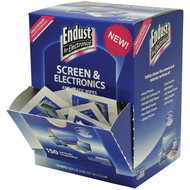 Endust for Electronics EFE14316 Screen & Electronics Antistatic Wipes Dispenser, 150 ct (R-NOZEFE14316)