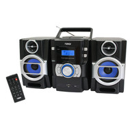 Naxa Portable Mp3/Cd Player With Pll Fm Stereo Radio & Usb Input (R-NPB429)