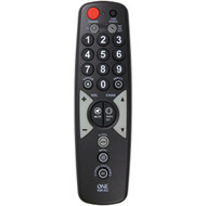 ONE FOR ALL OARH02B 2-Device Universal Remote (R-OARH02B)