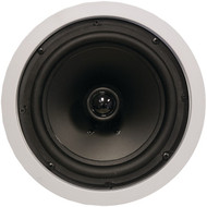 "ARCHITECH AP-801 8"" 2-Way Round In-Ceiling Loudspeakers (R-OEMAP801)"