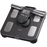 OMRON HBF-514C Full-Body Sensor Body Composition Monitor & Scale with 7 Fitness Indicators (90-Day Memory) (R-OMRHBF514C)