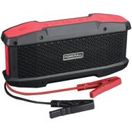 POWERALL PBJS16000WS 600-Amp Journey Jump Starter with 5-Watt Bluetooth(R) Speaker, 16,000mAh Power Bank & LED Flashlight (R-PALPBJS16000WS)