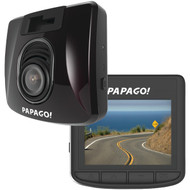 Papago GSS308G GoSafe S30 Full HD Dash Cam with 8GB microSD(TM) Card (R-PAPGSS308G)