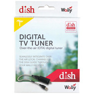 DISH 610-001 Dual-Tuner OTA Adapter for DISH Wally(R) HD Receiver (R-PCE610001)