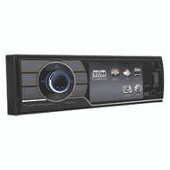 "Power Acoustik Single Din AM/FM/BT mechless 3.4"" (R-PDR340B)"