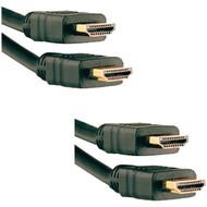 Hdmi Cable Bundle (two 12ft Cables) (R-PET12HDMIKIT)
