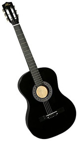 6-String Beginners Acoustic Guitar, Classic/Traditional Style with Accessory Kit (R-PGAKT0392)