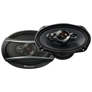 "PIONEER TS-A6996R A-Series 6"" x 9"" 650-Watt 5-Way Speakers (R-PIOTSA6996R)"