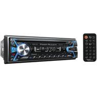POWER ACOUSTIK PCD-51B Single-DIN In-Dash CD/MP3 AM/FM Receiver with USB Playback (With Bluetooth(R)) (R-POWPCD51B)