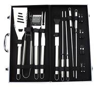 BBQ Grill Tool Set - Grilling Utensils (R-PSLBBQKIT40)