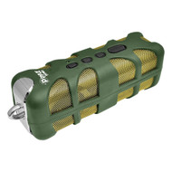 Pyle bluetooth/NFC rugged splash proof speaker green(PWPBTN65GN) (R-PWPBTN65GR)