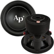 "Audiopipe 15"" Sound Quality Woofer 2400W Max 4 Ohm Dvc (R-Q15)"
