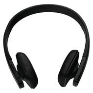 IStuff WIRELESS HI FI HEADSET W/ BLUETOOTH BLACK (R-QR1BTBK)