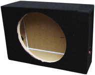 "Qpower Single 12"" Shallow Mount (R-QSHALLOW12SINGLE)"
