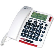 geemarc AMPLIVOICE50 40dB Telephone with Talking Caller ID (R-SONAMPLIVOICE50)