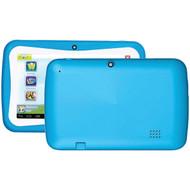 """Supersonic SC-774KT BLUE Munchkins 7"""" Android(TM) 5.1 Quad-Core 4GB Kids' Tablet (Blue) (R-SSCSC774KTBL)"""