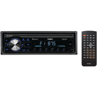 SOUNDSTORM ML46DB Single-DIN In-Dash Mechless AM/FM Receiver with Bluetooth(R) (R-SSLML46DB)