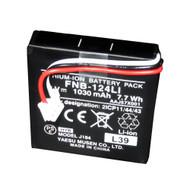 Standard FNB-125 Battery 700MAH For HX100 (R-STDFNB125)