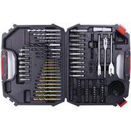 AMERICAN BUILDER HW2291 104-Piece Drill Bit Set (R-STLAHW2291)