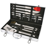 CHEFS BASICS SELECT HW5305 18-Piece Stainless Steel BBQ Set (R-STLAHW5305)