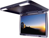 "Monitor 15.4"" Tview Overhead; Black; Remote; Ir Transmitter (R-T156IR)"
