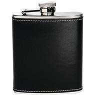 HOUDINI W2604 6oz Pocket Flask (Black) (R-TAPHW2604)