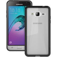 TRIDENT KR-SSGXJ3-BKDUL Samsung(R) Galaxy J3(R) Krios(R) Series Dual Case (Black) (R-TENKRSSGBKDUL)