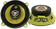 Pair Pyle PLG5.3 5.25'' 140 Watt Three-Way Speakers Car Audio