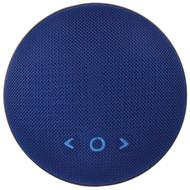 TIC BD1-BL Cookie Ultra-Portable Bluetooth(R) Speaker (Blue) (R-TICBD1BL)