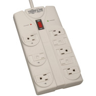 TRIPP LITE TLP808 8-Outlet Surge Protector (1440 Joules; 8ft power cord) (R-TRPTLP808)