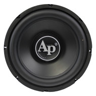 """Audiopipe 12"""" Woofer 1600W Max Dual 4 Ohm (R-TSPP312D4)"""