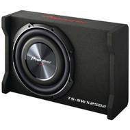 "Pioneer Preloaded 10"" Woofer Box 1200W Max (R-TSSWX2502)"