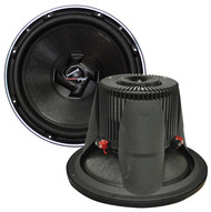 "Audiopipe 12"" Sq Woofer 2000 Watts Max (R-TXXSQ1222)"