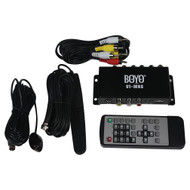 Boyo 12 Volt Digital Tv Tuner With Waterproof Antenna (R-VTMHS)