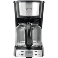 BETTY CROCKER BC-2809CB 12-Cup Stainless Steel Coffee Maker (R-WACBC2809CB)