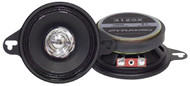 Pair Pyramid 312SX 3.5'' 100 Watts Two-Way Dual Cone Speakers Car Audio