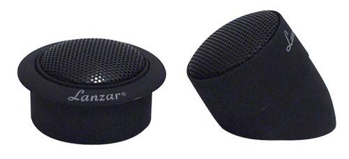 Lanzar TWS 1'' Titanium Dome Neodymium Flush, Surface or Angle Mount Tweeter