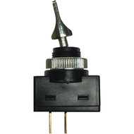 BATTERY DOCTOR 20506 On/off 20-Amp Short Chrome Duckbill Toggle Switch (R-WIR20506)