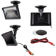 """IBEAM TE-50VS Color Video Monitor with 2 Inputs (5"""") (R-MECTE50VS)"""