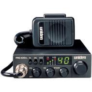 Cb Radio Uniden 40 Channel Instant Ch. 9 Rf Gain Control (R-PRO520XL)