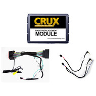 Crux Dodge Ram 2013 And Up Radio Replacement W/Swc Retention (R-SWRCR59D)