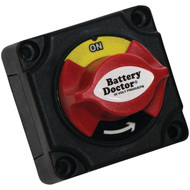 BATTERY DOCTOR 20387 Mini Master Disconnect Switch (Single Battery, 2 Position) (R-WIR20387)