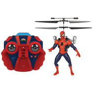 Marvel 34878 Remote-Control 2-Channel Marvel(R) Ultimate Spider-Man(TM) vs. The Sinister Six(R) IR Jetpack Helicopter (R-WTT34878)